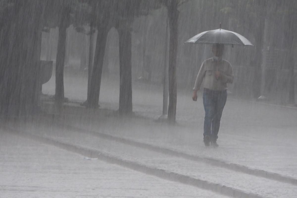Meteoroloji uyardı! Şiddetli yağış geliyor...