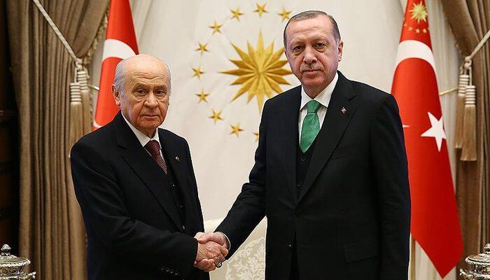 MetroPoll Araştırma'dan dikkat çeken anket: Erdoğan'ı MHP seçmeninin ne kadarı, Bahçeli'yi AK Parti seçmeninin ne kadarı beğeniyor?