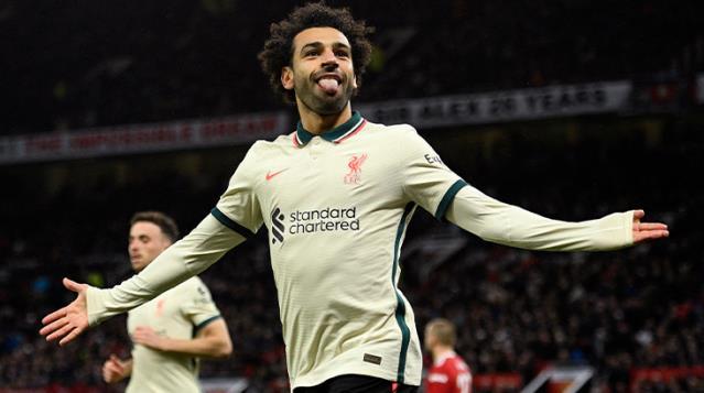 Old Trafford'da Mohamed Salah Rüzgarı