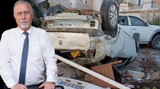 Prof. Dr. İhsan Çiçek'ten İzmir'deki hortum felaketiyle ilgili uyarı: Bu tip olayları görmeye devam edeceğiz