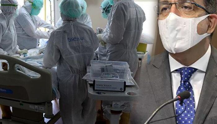 Prof. Dr. İsmail Cinel'den kritik koronavirüs açıklaması: Bu hafta çok korkmamız gereken bir hafta