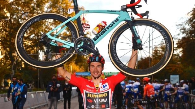 Roglic, üst üste ikinci kez kazandı