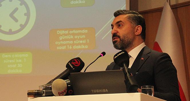 RTÜK Başkanı Şahin: 'Uluslararası alanda söz sahibi olan yayıncıları ülkemize getirmeyi başardık'
