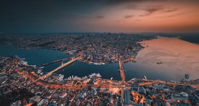 Rusların gözünden 'İstanbul' izleyenleri mest etti
