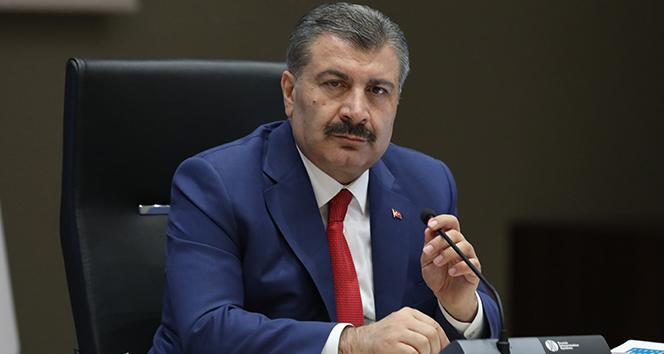 Sağlık Bakanı Koca: 'Aşı programında yeni gruba geçiyoruz'