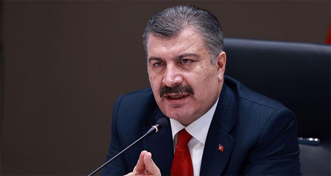 Sağlık Bakanı Koca'dan sağlık çalışanlarına anlamlı mektup