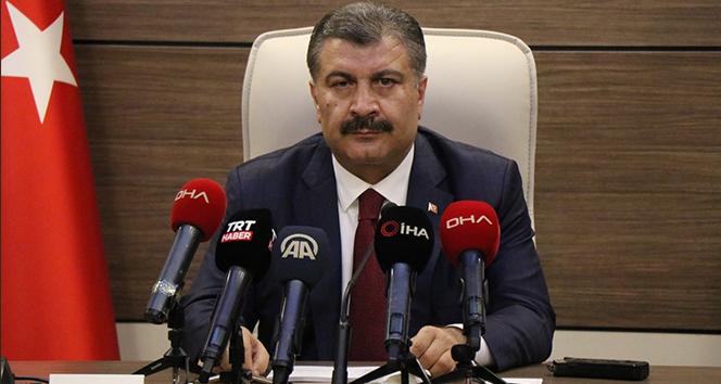 Sağlık Bakanı Koca: 'Yaklaşık 1.4 milyon doz Biontech aşısı kullanıma hazır'
