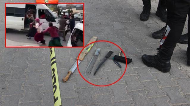 Şanlıurfa'da 3 gündür durdurulamayan kavgaya ait şoke eden görüntüler ortaya çıktı