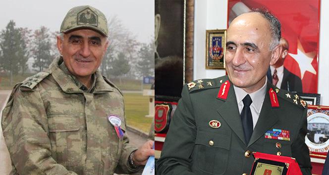 Şehit Korgeneral Erbaş 'Keşke biz de şehit olabilsek' dedikten 1,5 saat sonra şehit düşmüş