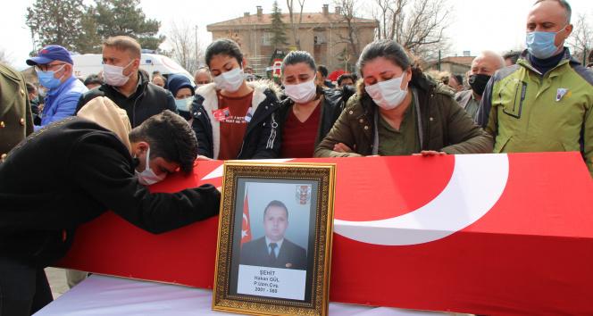 Şehit Uzman Çavuş Hakan Gül'ün baba ocağında helallik alındı