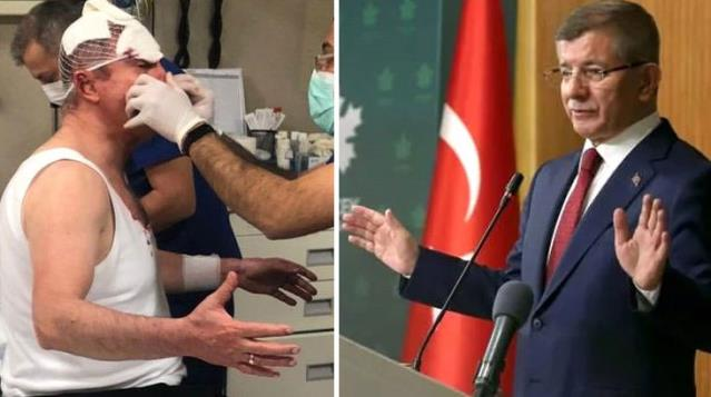 Selçuk Özdağ'a yapılan saldırı sonrası Davutoğlu'ndan ilk açıklama: Erdoğan'dan açıklama bekliyoruz