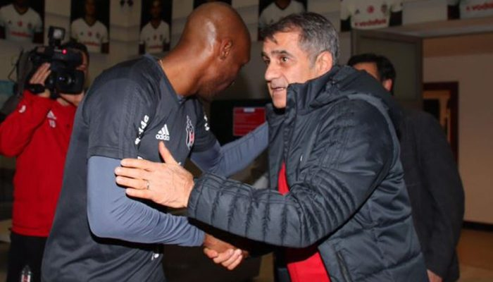 Şenol Güneş'ten Atiba'yla ilgili transfer itirafı: Trabzonspor'a gidiyordu, engel oldum