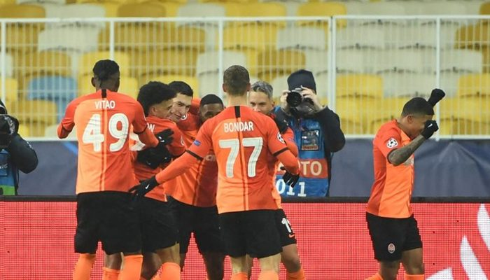 Shakhtar Donetsk 2-0 Real Madrid | MAÇ SONUCU