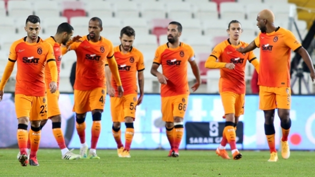 Sivasspor 1-2 Galatasaray