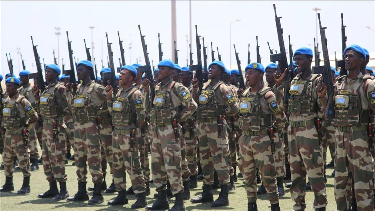 Somali ordusu 37 Eş-Şebab üyesini etkisiz hale getirdi