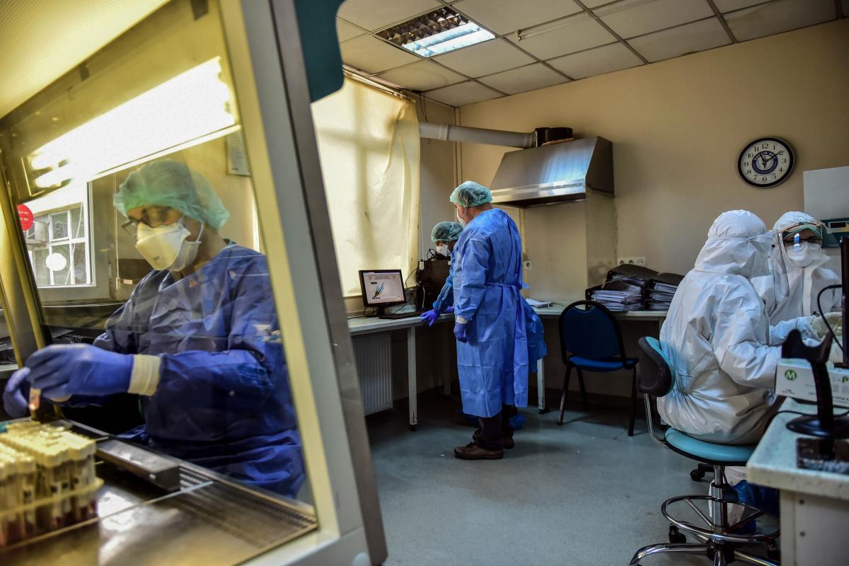 Son 24 saatte korona virüsten 58 kişi hayatını kaybetti