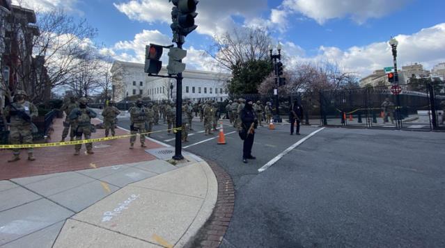 Son Dakika: ABD'de Joe Biden'ın yemini öncesinde Yüksek Mahkeme'deki asılsız bomba alarmı paniğe neden oldu