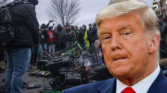 Son Dakika! Biden'ın zaferi tescillenince Trump pes etti: 20 Ocak'ta görevi sorunsuz şekilde devredeceğim