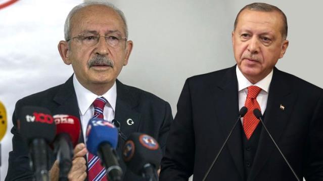 Son Dakika! Cumhurbaşkanı Erdoğan, CHP lideri Kemal Kılıçdaroğlu'na dava açtı