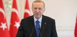 Son dakika! Cumhurbaşkanı Erdoğan: Türkiye'yi tehdit edenleri hayal kırıklığına uğratmaya devam edeceğiz
