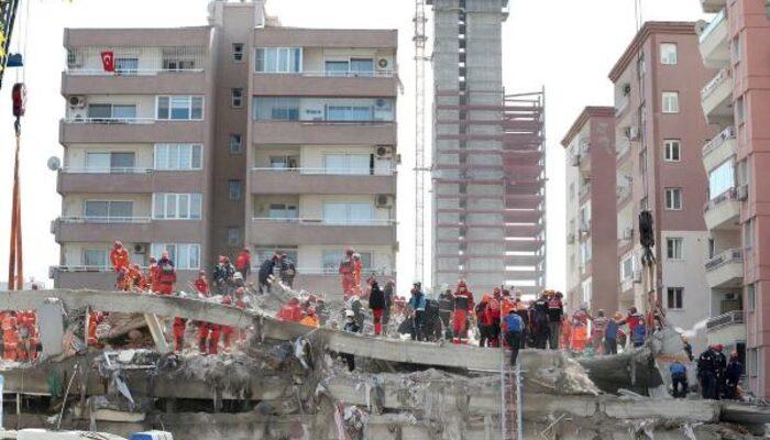 Son dakika! Deprem sonrası yıkılan binaların müteahhitleri ile fenni mesullerine gözaltı