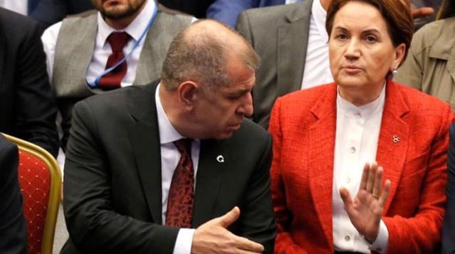 Son Dakika! Mahkeme, Ümit Özdağ'ın İYİ Parti'den ihracı yönündeki kararı iptal etti