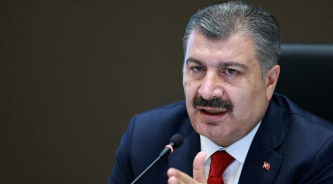 Son dakika… Sağlık Bakanı Koca'dan toplantı sonrası yerli corona virüsü aşısı açıklaması