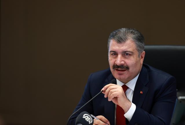 Son Dakika: Türkiye'de 13 Şubat günü koronavirüs nedeniyle 93 kişi vefat etti, 7 bin 706 yeni vaka tespit edildi