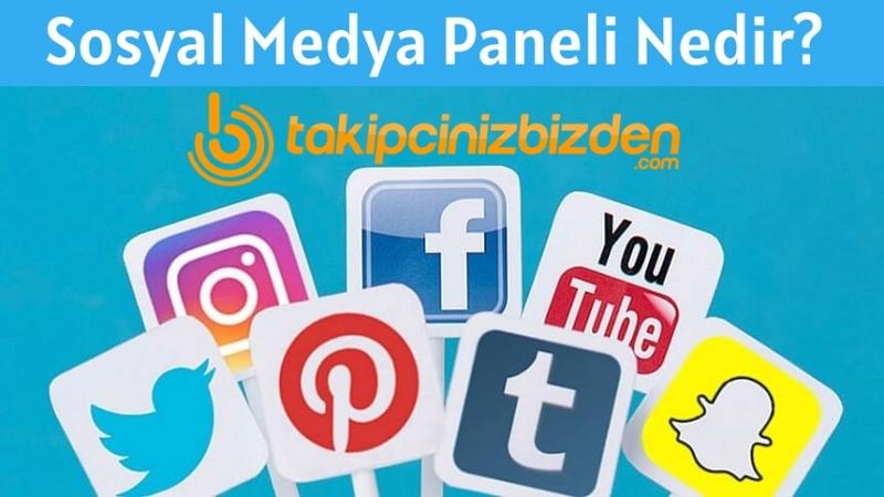 Sosyal Medya Paneli Nedir?