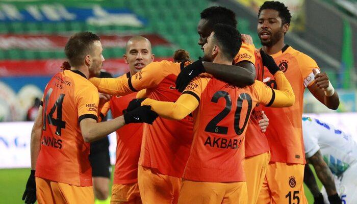 Süper Lig'de Trabzonspor-Galatasaray derbisinin tarihi açıklandı!