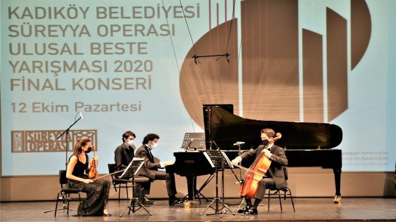Süreyya Operası Ulusal Beste Yarışması açıldı