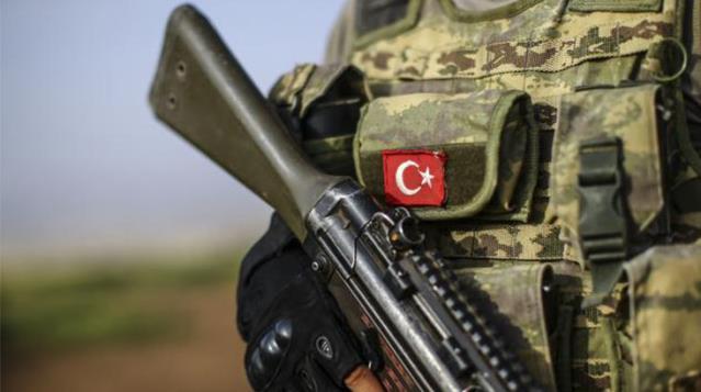 Suriye'de el yapımı patlayıcının infilak etmesi sonucu bir asker şehit düştü