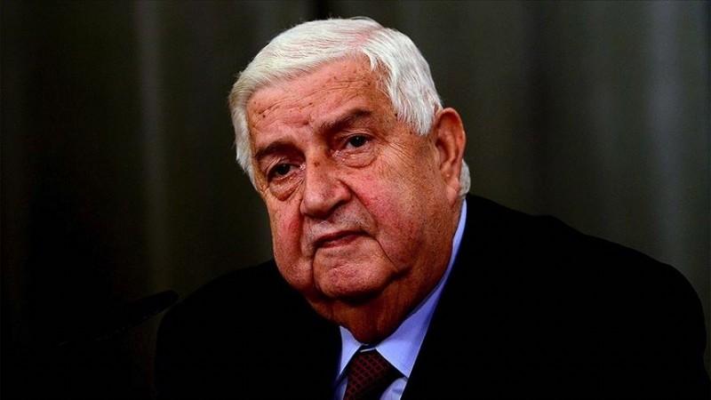Suriye Dışişleri Bakanı Muallim öldü