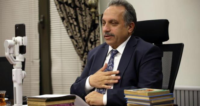 Talas Belediye Başkanı Mustafa Yalçın koronavirüse yakalandı