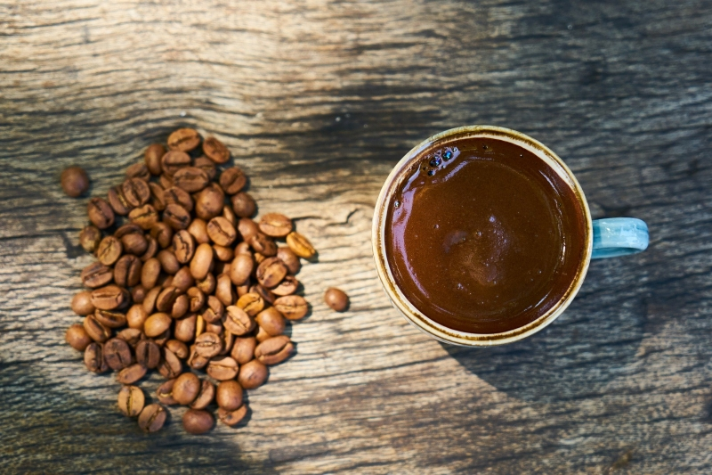 Taze Şekilde Var Olan Hazar Çedene Kahvesi!