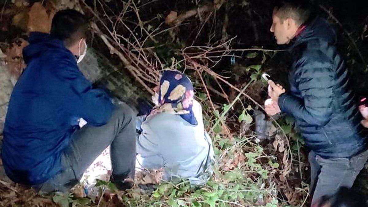 Tekirdağ'da alzaymır hastası kadın dere yatağında bulundu