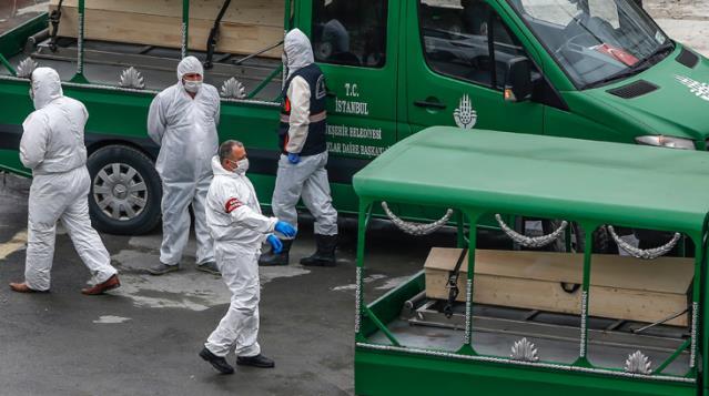 Toplum Bilimleri Kurulu Üyesi İlhan: Mutant virüs Türkiye içerisinde yayılımda, İstanbul veya Ankara'da da görülme ihtimali söz konusu olabilir