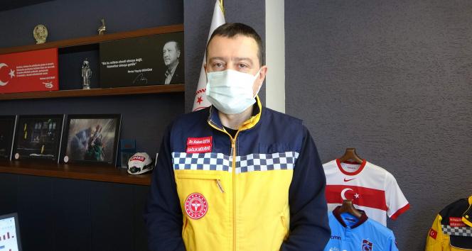 Trabzon'da son 1 yılın en düşük vaka sayısı yaşanıyor