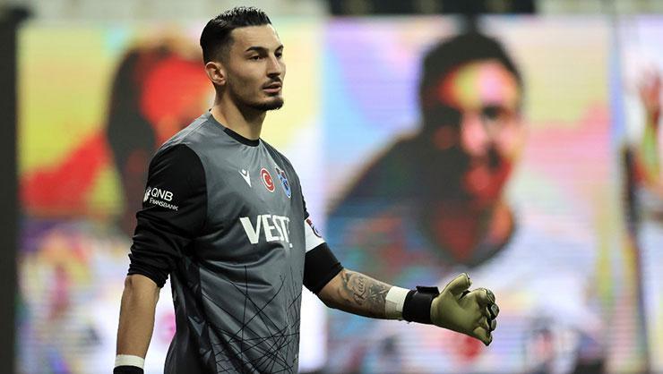 Trabzonsporda son dakika transfer gelişmesi! Uğurcan Çakır bombası!