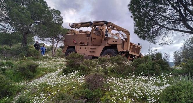 TSK'ya PMKİ Tim araçlarının teslimi sürüyor