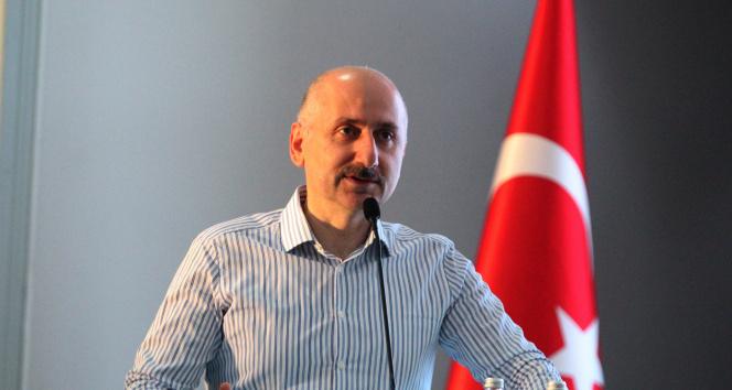 Ulaştırma Bakanı Karaismailoğlu: 'Kanal İstanbul ile birlikte 3 yeni baraj yapılacak'