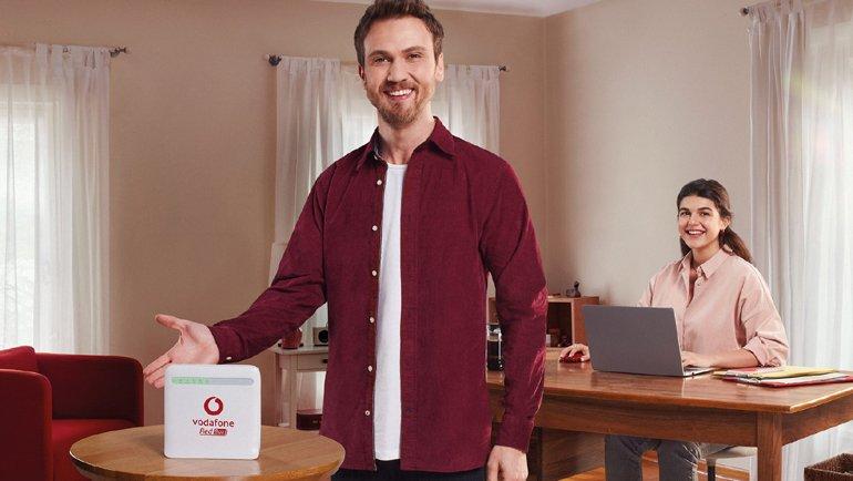 Vodafone tarifelerini yeniledi