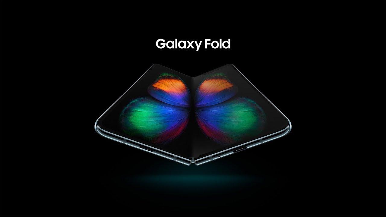Samsung Galaxy Fold Tanıtım Videosu