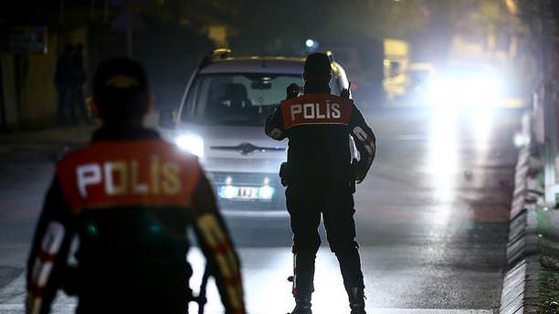 Ankara İlinde Huzur Operasyonu